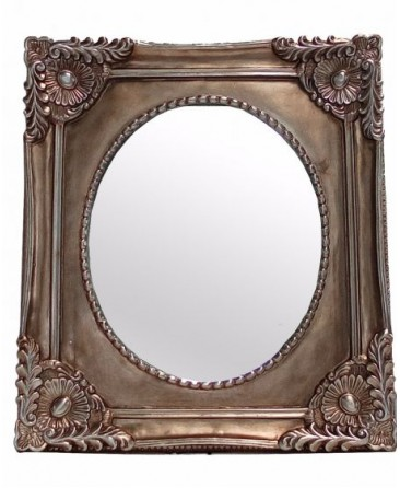 Viva Mirror - Silver