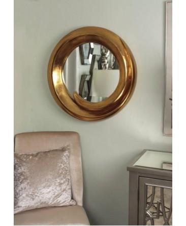 Savoy Mirror - Gold