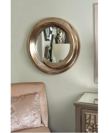 Savoy Mirror - Silver