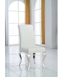 CC Dining Chair White