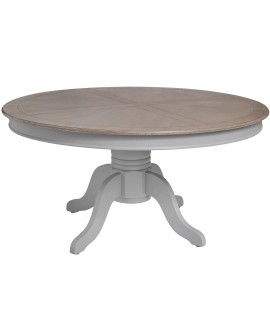 Churchill Collection Large Round Dining Table