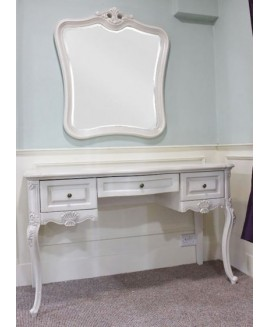 French Dressing Table & Mirror